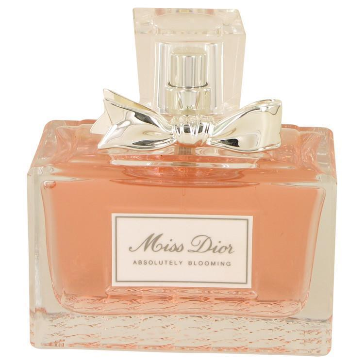 Miss Dior Absolutely Blooming by Christian Dior Eau De Parfum Spray (Tester) 3.4 oz - beauty-price-match