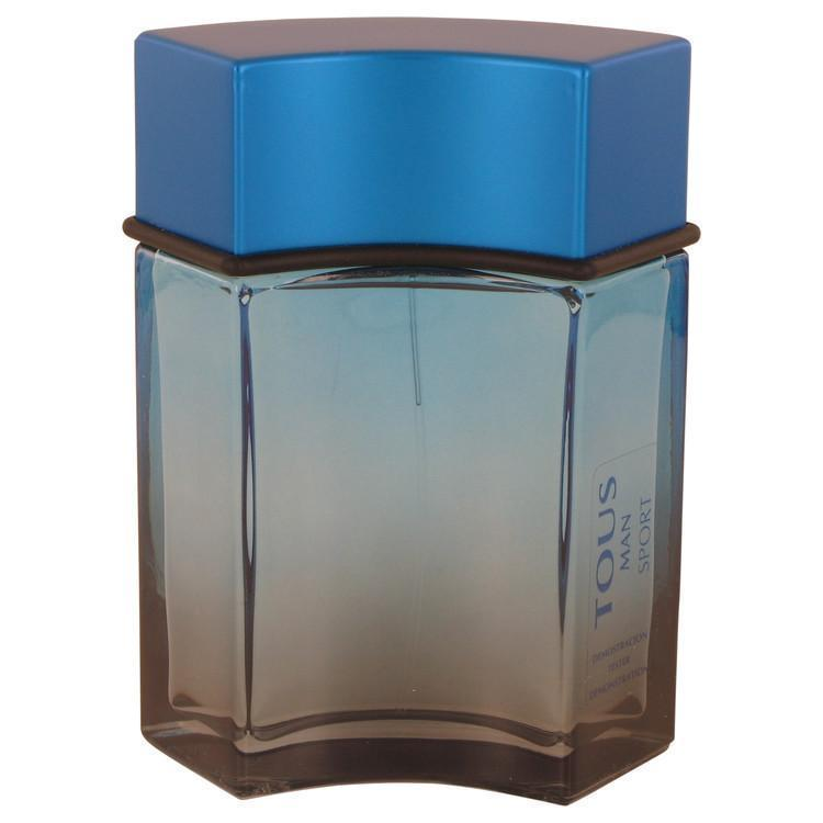 Tous Man Sport  Tous EDT Spray (Tester) 3.4 oz - Beauty Brands