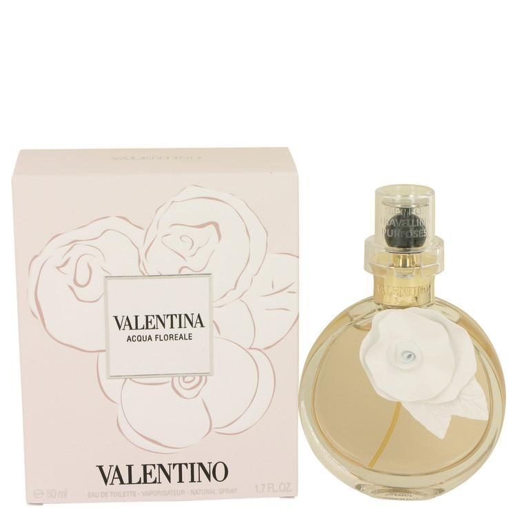 Valentina Acqua Floreale by Velentino Eau De Toilette Spray 1.7 oz - beauty-price-match