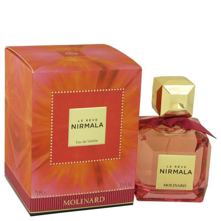 Nirmala Le Reve by Molinard Eau De Toilette Spray 2.5 oz - beauty-price-match