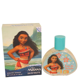 Moana by Disney Eau De Toilette Spray (Tester) 3.4 oz - beauty-price-match