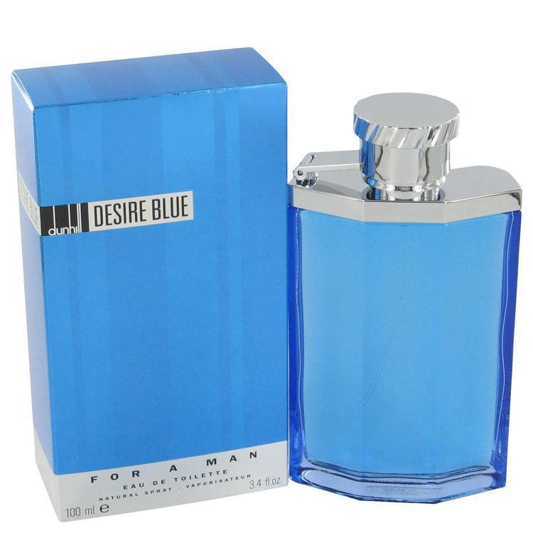 Desire Blue by Alfred Dunhill After Shave Balm 3 oz - buybeautybrands