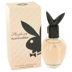 Playboy Play It Lovely by Playboy Eau De Toilette Spray 3 oz - beauty-price-match