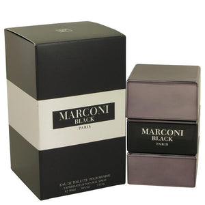 Marconi Black  Prestige Eau De Toilette Spray 3 oz - beauty-price-match