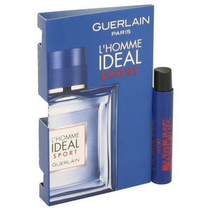 GUERLAIN | L'homme Ideal Sport  Guerlain Vial (Sample) .03 oz | BEAUTY PRICE MATCH GUARANTEED™ - beauty-price-match