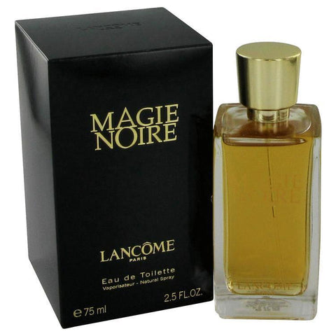 MAGIE NOIRE by Lancome Eau De Toilette Spray (Tester) 2.5 oz