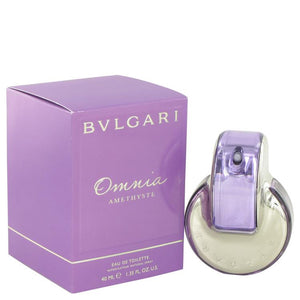 Omnia Amethyste by Bvlgari Eau De Toilette Spray for Women - Beauty Brands