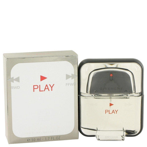 Givenchy Play By Givenchy Eau De Toilette Spray 1.7 Oz 462782 - beauty-price-match