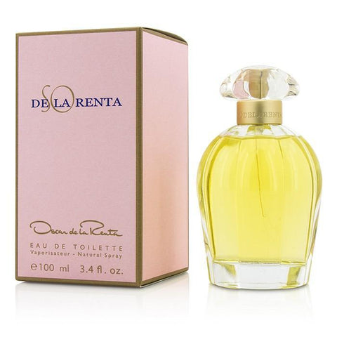 So De La Renta Eau De Toilette Spray - 100ml-3.3oz