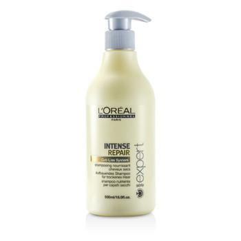 Professionnel Expert Serie - Intense Repair Nutrition Shampoo (For Dry Hair) - 500ml-16.9oz | LOW STOCK ALERT - beauty-price-match