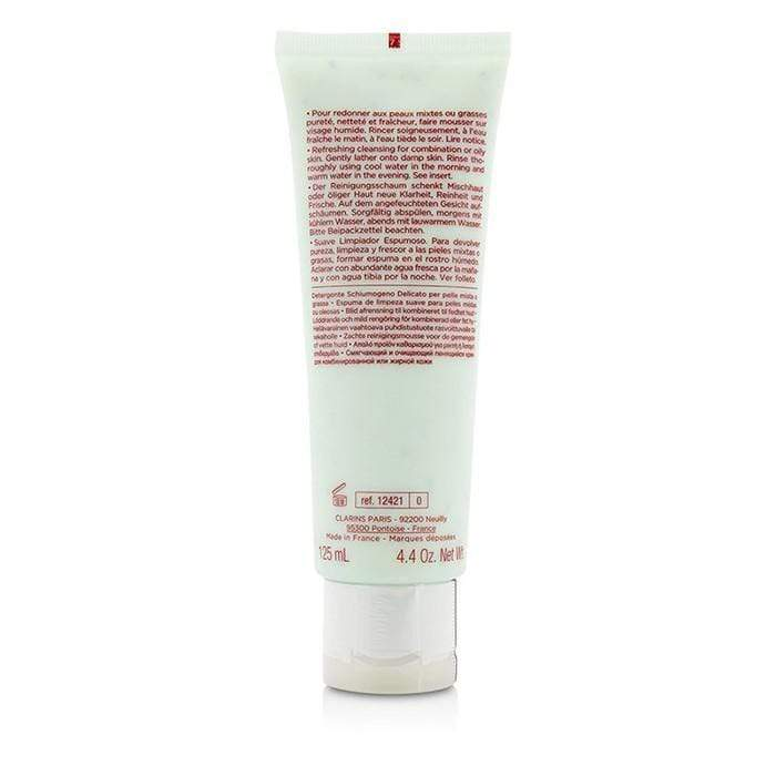 Gentle Foaming Cleanser With Tamarind & Purifying Micro Pearls  Combination Or Oily Skin 4.4oz - Beauty Brands