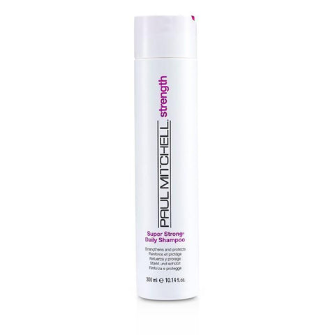 Strength Super Strong Daily Shampoo (Strengthens and Protects) - 300ml-10.14oz - beauty-price-match