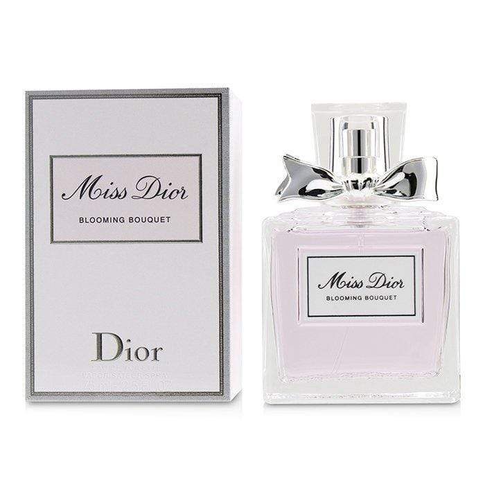 Miss Dior Blooming Bouquet Eau De Toilette Spray - 75ml-2.5oz - Beauty Brands