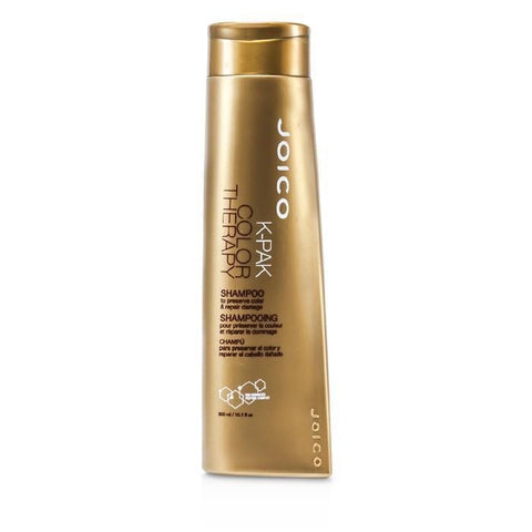 K-Pak Color Therapy Shampoo - To Preserve Color & Repair Damage (New Packaging) - 300ml-10.1oz - beauty-price-match