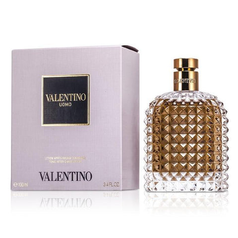 Valentino Uomo Tonic After Shave Lotion - 100ml-3.4oz