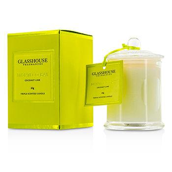 Triple Scented Candle - Montego Bay (Coconut Lime) - 60g