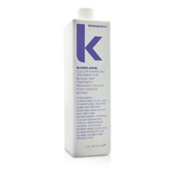 Blonde.Angel Colour Enhancing Treatment (For Blonde Hair) - 1000ml-33.6oz - Buy Beauty Products