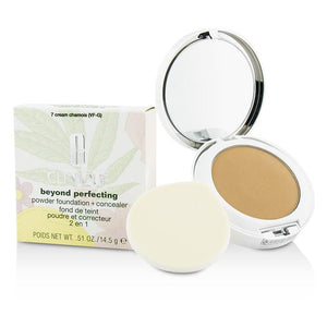 Clinique Beyond Perfecting Powder Foundation + Corrector - # 07 Cream Chamois (vf-g) - 14.5g-0.51oz