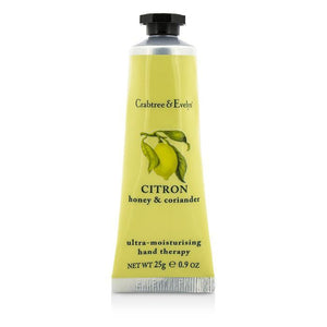 Citron, Honey & Coriander Ultra-moisturising Hand Therapy - 25g-0.9oz - Beauty Brands