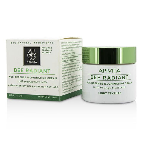 Bee Radiant Age Defense Illuminating Cream - Light Texture - 50ml-1.76oz - Buy Beauty Products
