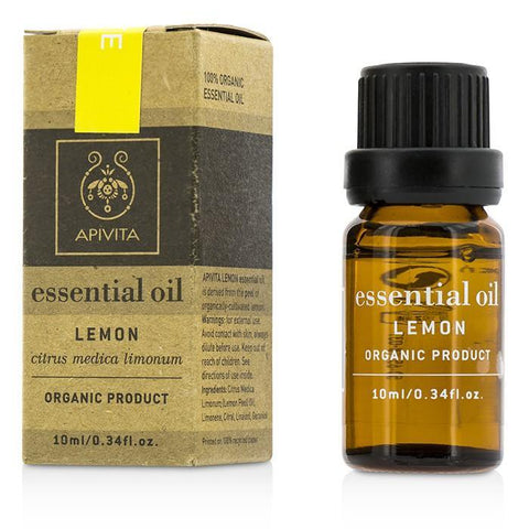 Essential Oil - Lemon - 10ml-0.34oz - Buy Beauty Products