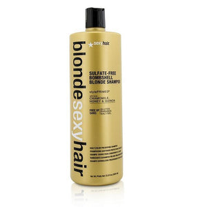 Blonde Sexy Hair Sulfate-free Bombshell Blonde Shampoo (daily Color Preserving) - 1000ml-33.8oz