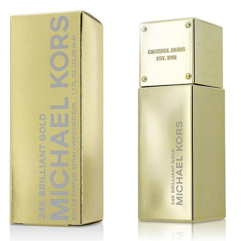 24K Brillant Gold Eau De Parfum Spray - 50ml-1.7oz - Buy Beauty Products