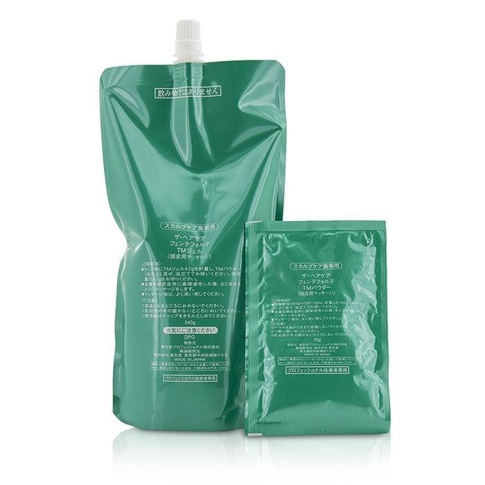 The Hair Care Fuente Forte Circulist Treatment - Scalp Care (1x TM Gel 510ml + 12x TM Powder 10g) - - - beauty-price-match
