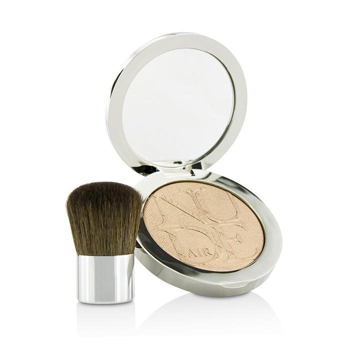 Diorskin Nude Air Luminizer Shimmering Sculpting Powder (With Kabuki Brush) - #001 - 6g-0.21oz | LIMITED STOCK - beauty-price-match