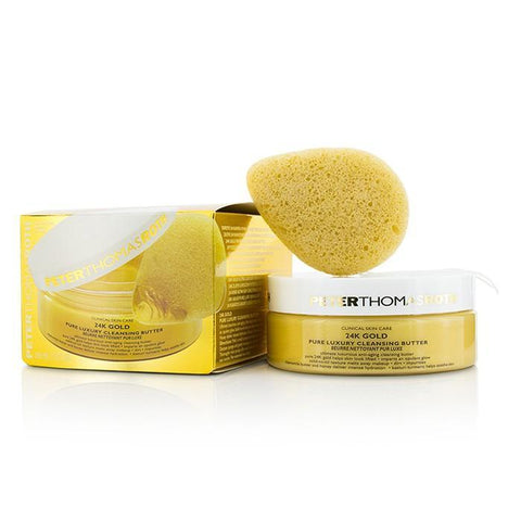 24K Gold Pure Luxury Cleansing Butter - 150ml-5oz - Buy Beauty Products