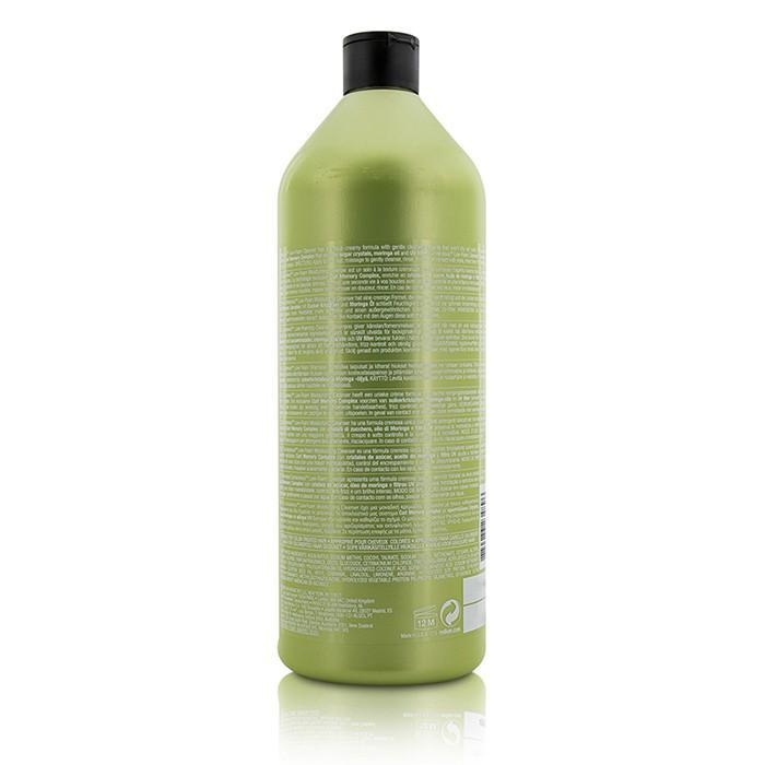 Curvaceous Low Foam Moisturizing Cleanser (For All Curls Types) - 1000ml-33.8oz