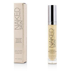 Naked Skin Weightless Complete Coverage Concealer - Light Warm - 5ml-0.16oz | LIMITED STOCK - beauty-price-match