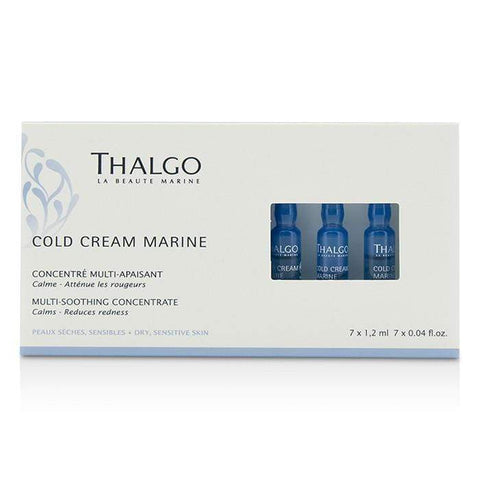 Cold Cream Marine Multi-Soothing Concentrate - 7x1.2ml-0.04oz