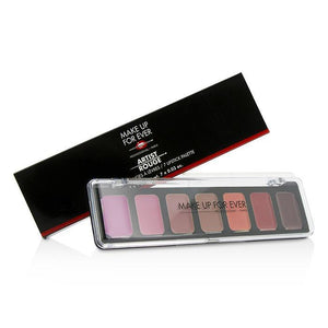 Make Up For Ever Artist Rouge 7 Lipstick Palette - # 1 - 7x1g-0.03oz | LOW INVENTORY - beauty-price-match