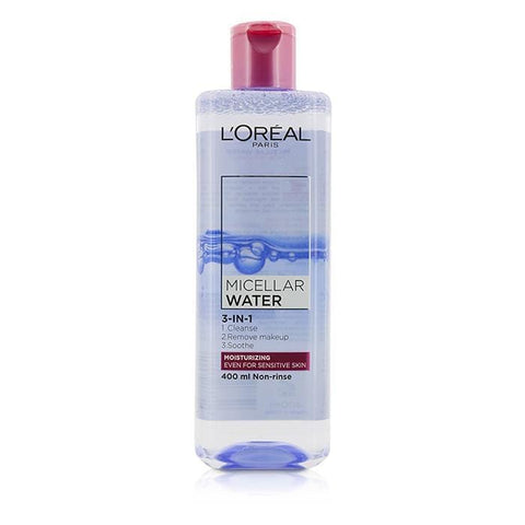 3-In-1 Micellar Water (Moisturizing) - Even For Sensitive Skin - 400ml-13.3oz - Buy Beauty Products