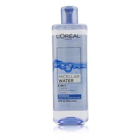 3-In-1 Micellar Water (Refreshing) - Even For Sensitive Skin - 400ml-13.3oz | LOW INVENTORY - beauty-price-match