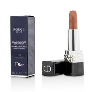 Rouge Dior Couture Colour Comfort & Wear Lipstick - # 169 Grege 1947 - 3.5g-0.12oz - Buy Beauty Products