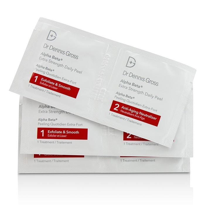 Alpha Beta Extra Strength Daily Peel - 60 Treatments | LOW STOCK - beauty-price-match