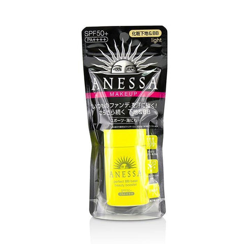 Anessa Perfect BB Base Beauty Booster SPF 50+ PA++++  - # Light - 25ml-0.85oz - Buy Beauty Products