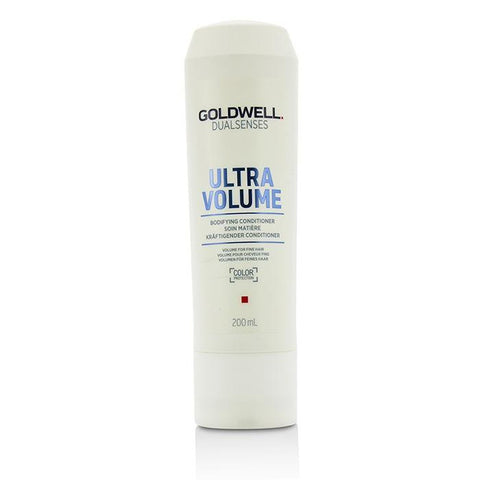 Goldwell - Dual Senses Ultra Volume Bodifying Conditioner (Volume For Fine Hair) - 200ml-6.7oz - beauty-price-match