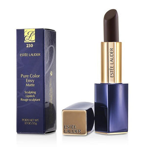 Pure Color Envy Matte Sculpting Lipstick - # 230 Commanding - 3.5g-0.12oz - beauty-price-match