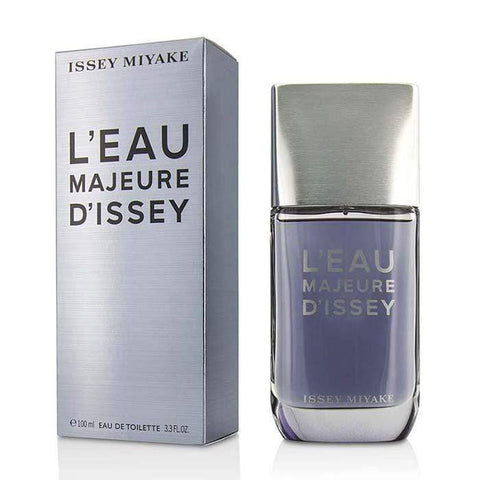 L'Eau Majeure d'lssey Eau De Toilette Spray - 100ml-3.3oz - Buy Beauty Products