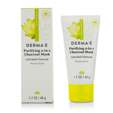 Purifying 2-In-1 Charcoal Mask - 48g-1.7oz - beauty-price-match