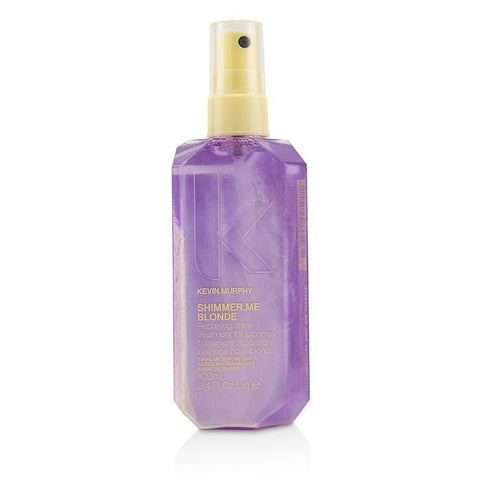 Shimmer.Me Blonde (Repairing Shine Treatment - For Blondes) - 100ml-3.4oz - Buy Beauty Products