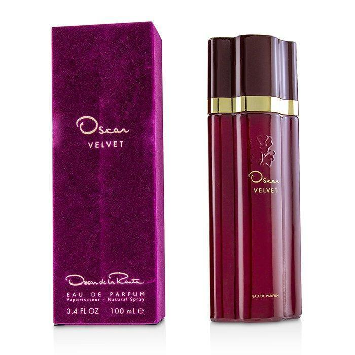 Oscar Velvet Eau De Parfum Spray - 100ml-3.4oz | LOW INVENTORY - beauty-price-match