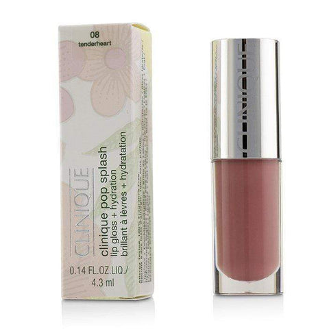 Pop Splash Lip Gloss + Hydration - # 08 Tenderheart - 4.3ml-0.14oz | BEAUTY PRICE MATCH™ - beauty-price-match