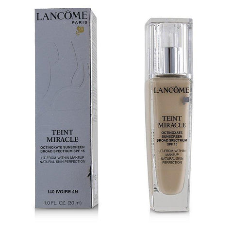 Teint Miracle Natural Skin Perfection SPF 15 - # 140 Ivoire 4N (US Version) - 30ml-1oz - beauty-price-match