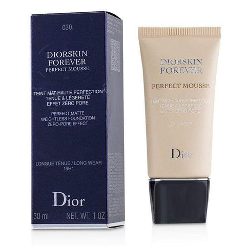 Diorskin Forever Perfect Mousse Foundation - # 030 Medium Beige - 30ml-1oz