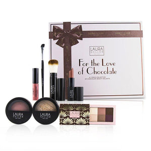 For The Love Of Chocolate A 7 Piece Collection Of Chocolate Beauty Delights - # Medium - 7pcs