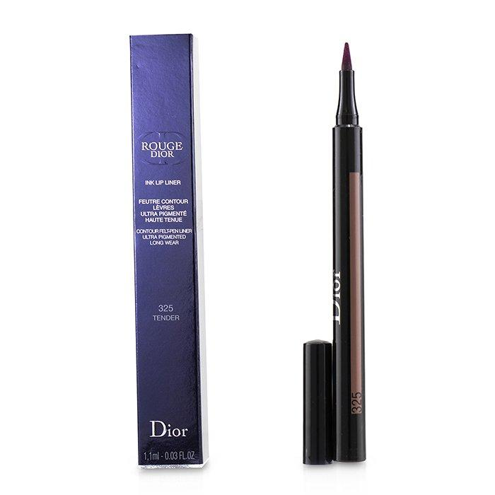 DIOR | Rouge Dior Ink Lip Liner - # 325 Tender - 1.1ml-0.03oz